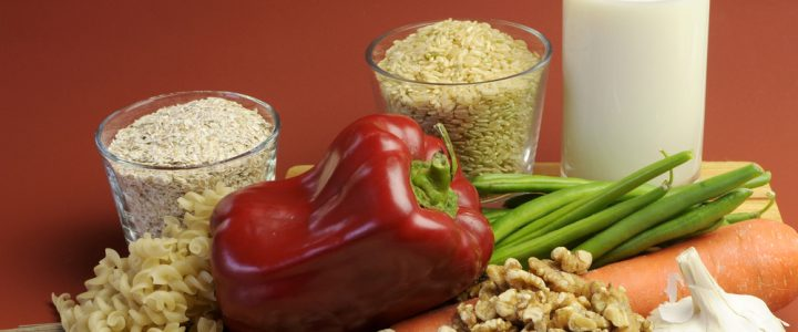 Ryż brązowy a dieta