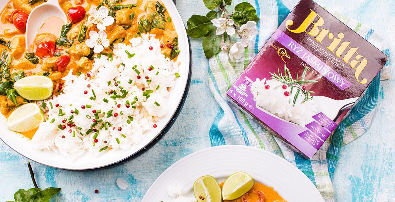 Ryż – sposób na lekkostrawne danie