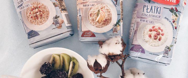 Płatki, czyli sposób na pożywne śniadanie