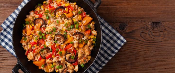 Jambalaya – potrawa kuchni kreolskiej