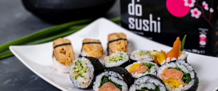 Sushi – przepis na japoński przysmak