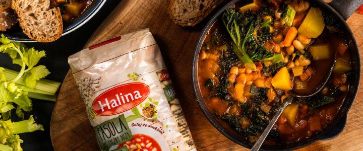 Ribollita – toskańska zupa z fasolą